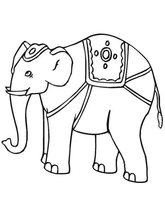 elephant coloring free printable elephant coloring pages for kids coloring elephant