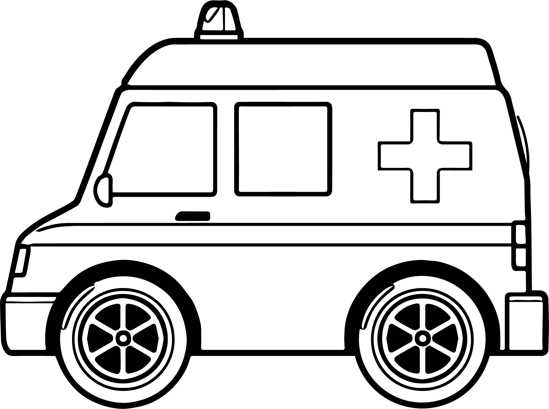 emergency vehicle coloring pages ambulance emergency rescue car coloring page coloring sheets pages vehicle coloring emergency