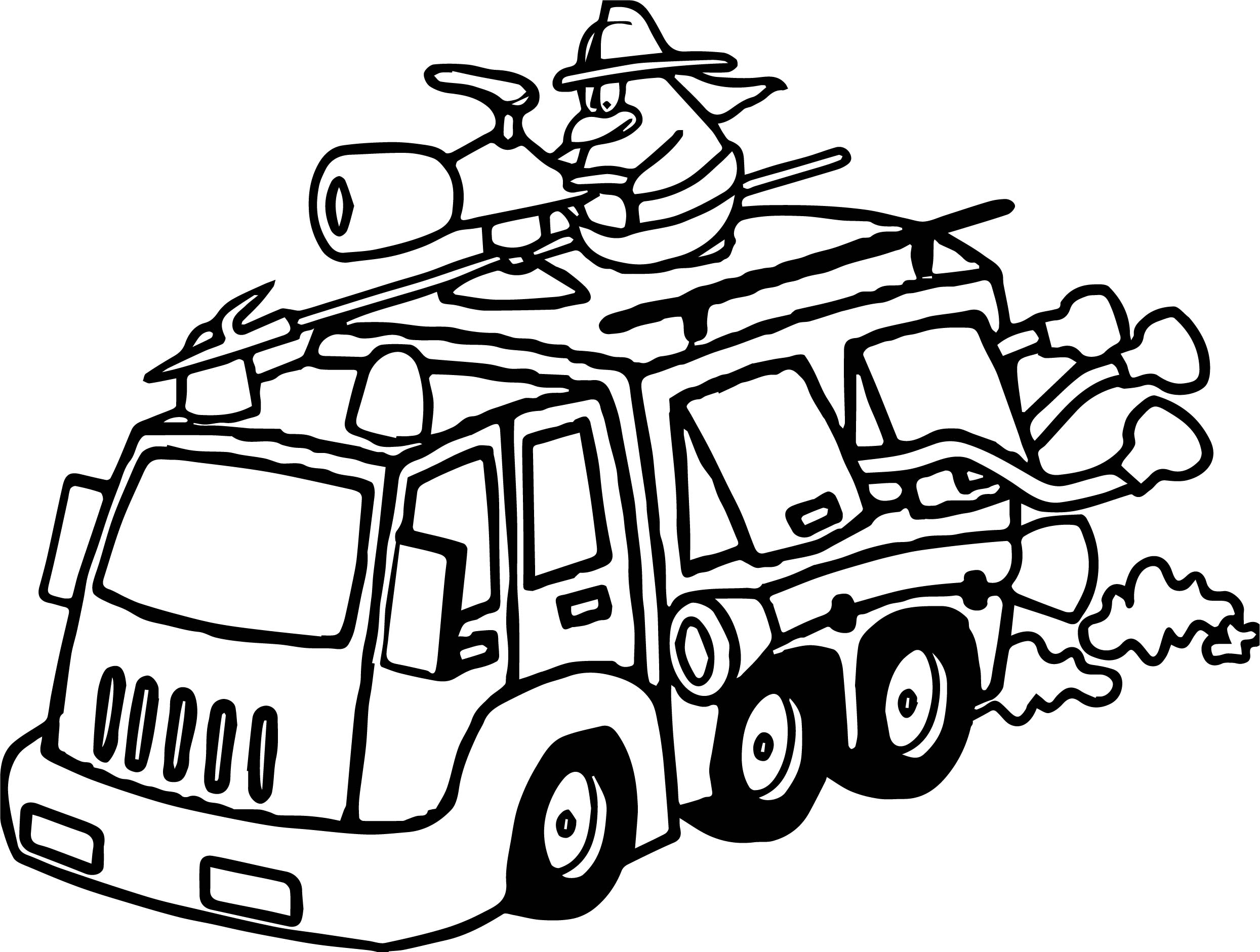 emergency vehicle coloring pages emergency car coloring page free printable coloring pages coloring vehicle pages emergency