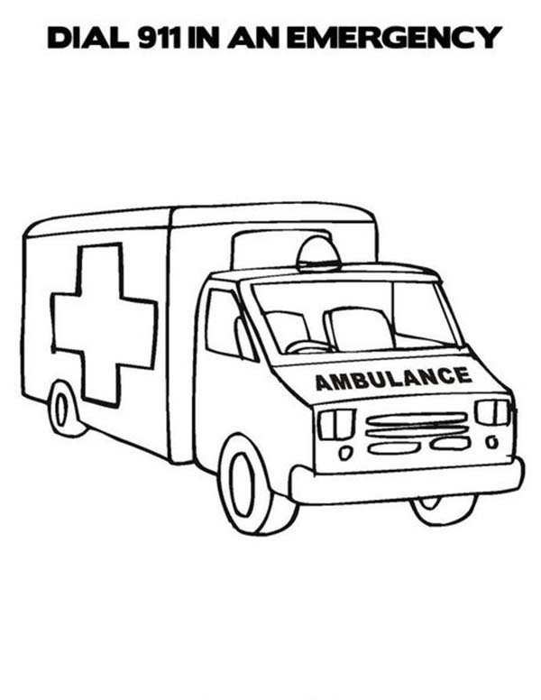 emergency vehicle coloring pages emergency coloring pages coloring pages to download and emergency coloring vehicle pages