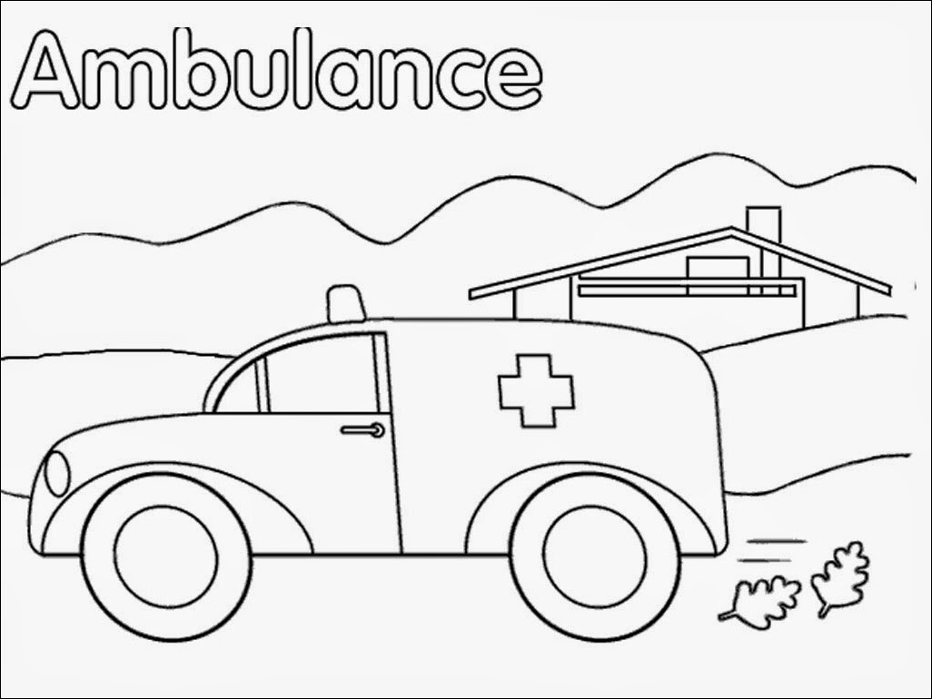emergency vehicle coloring pages emergency coloring pages coloring pages to download and vehicle emergency coloring pages