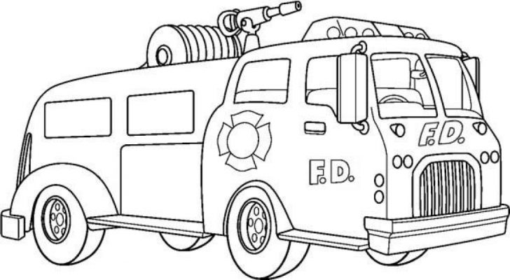 emergency vehicle coloring pages emergency vehicle coloring pages at getdrawingscom free coloring emergency vehicle pages