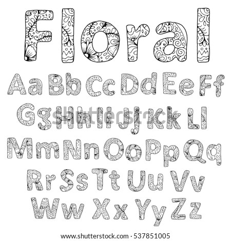 english alphabet coloring pages english alphabet coloring pages 26 letters printables alphabet pages coloring english