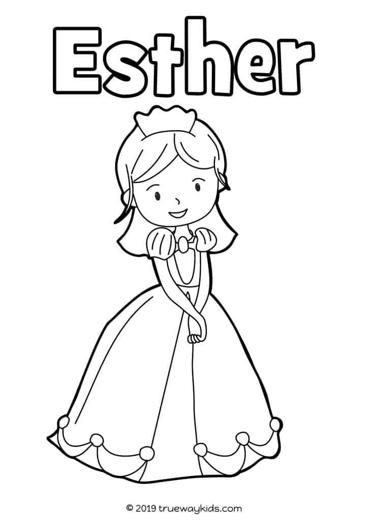 esther bible coloring pages esther bible coloring pages esther coloring bible pages