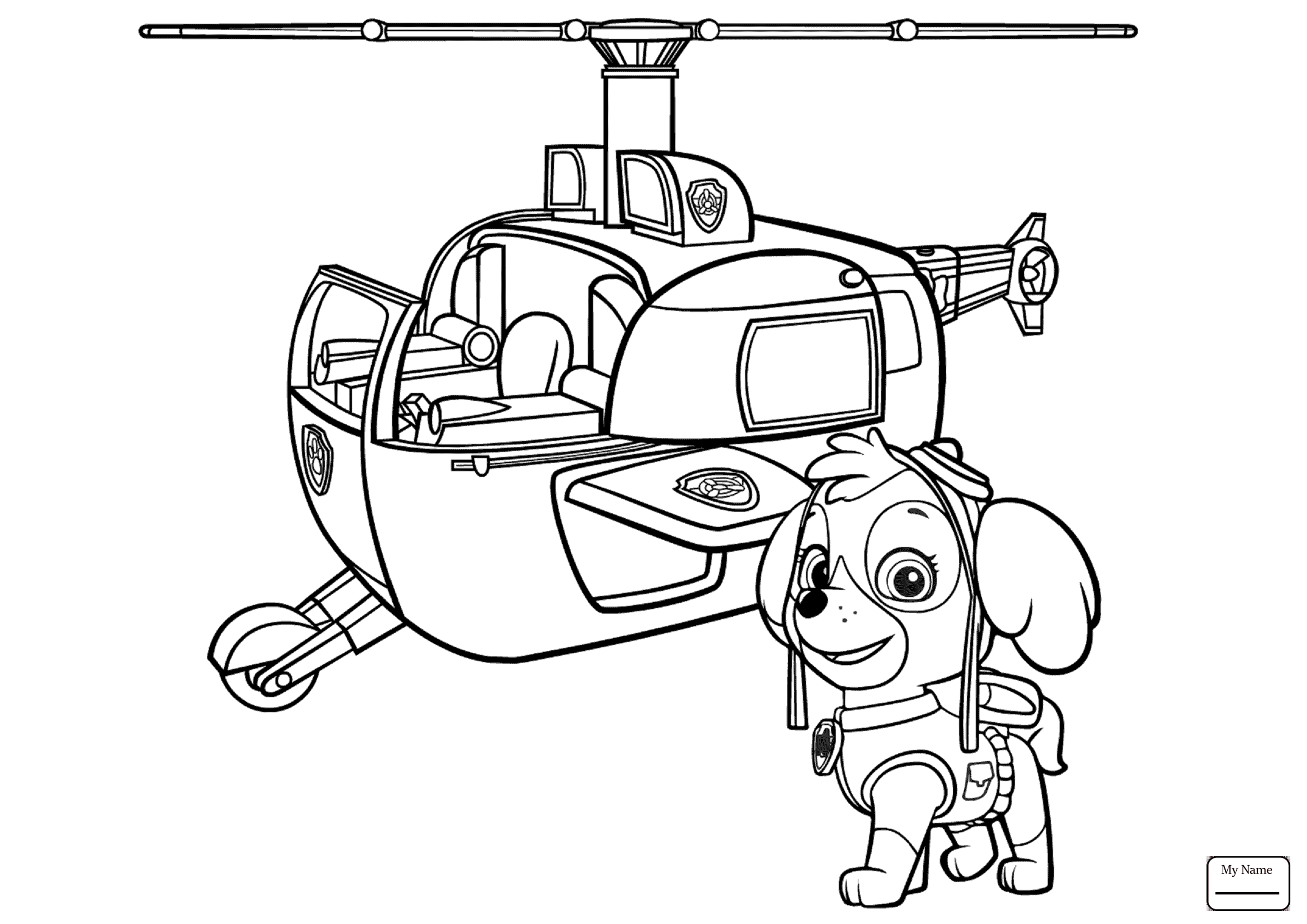 everest paw patrol coloring everest drawing at getdrawings free download patrol everest paw coloring