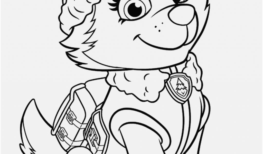everest paw patrol coloring everest from paw patrol free colouring pages coloring everest patrol paw