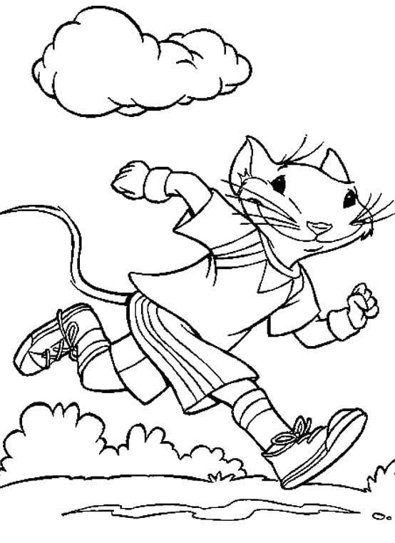 exercise coloring pages printable fitness coloring pages coloring pages to download and print printable exercise coloring pages 1 1