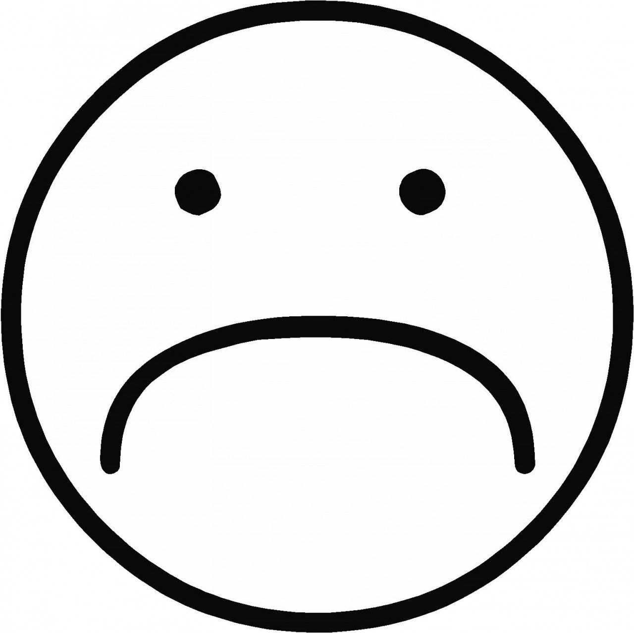 face for coloring sad face coloring page at getcoloringscom free face for coloring