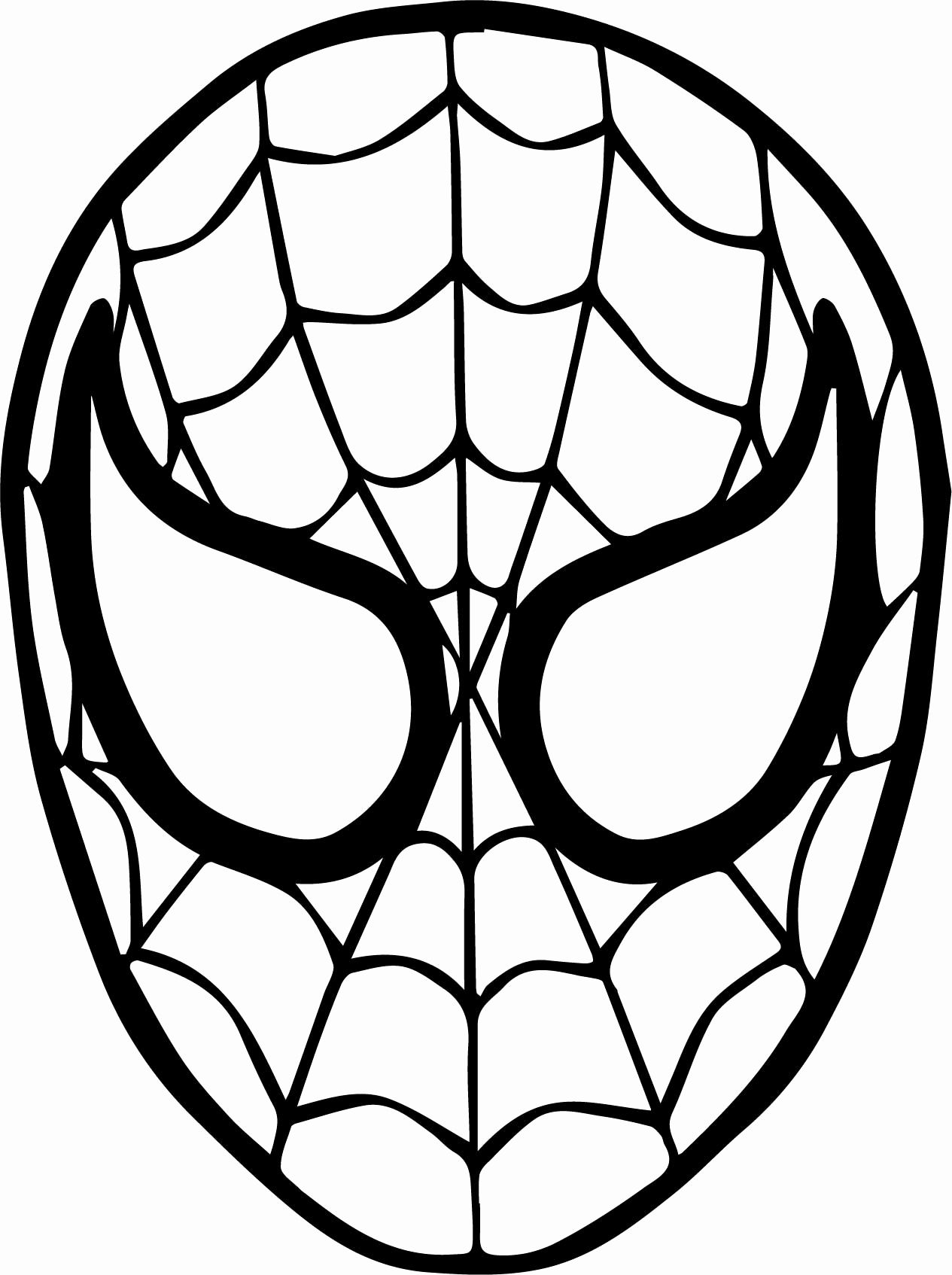 face for coloring scary clown coloring page coloring home coloring for face