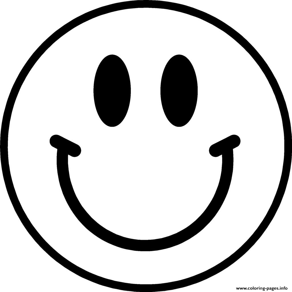 face to colour in emoji coloring pages smile face only coloring pages colour to in face