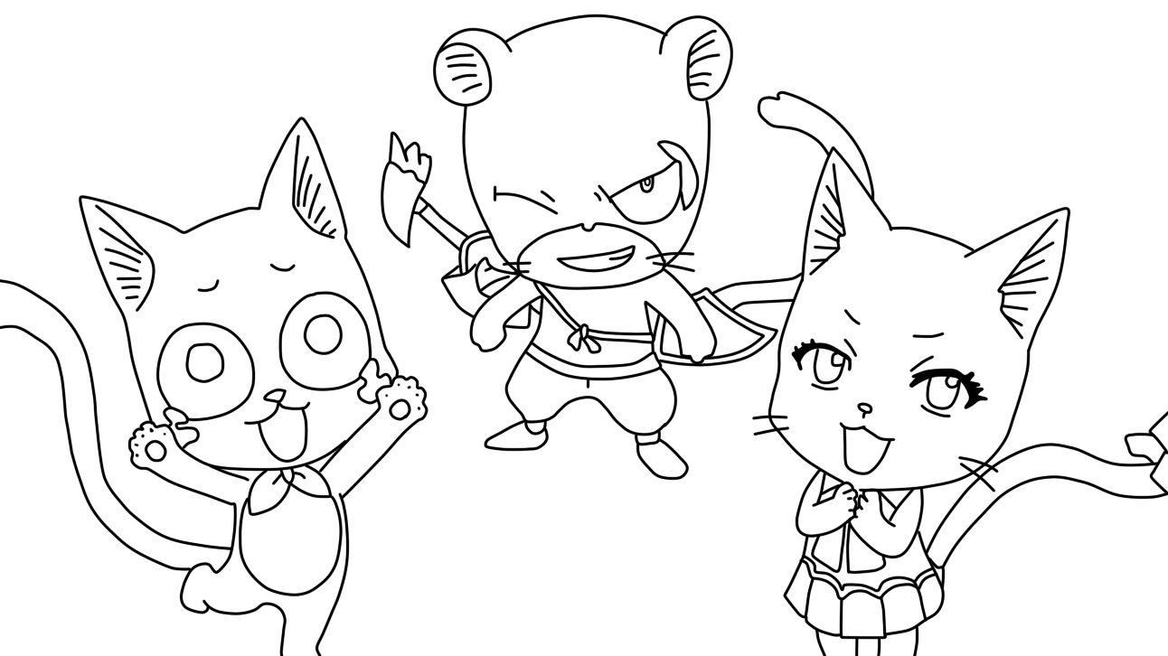 fairy tail coloring sheets 55 best fairy tail coloring pages images on pinterest fairy tail sheets coloring