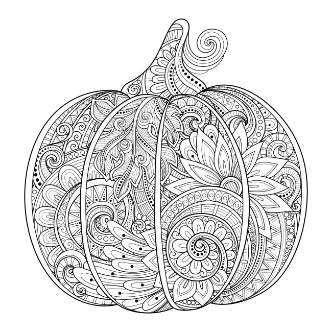 fall themed coloring pages 12 fall coloring pages for adults free printables themed pages fall coloring