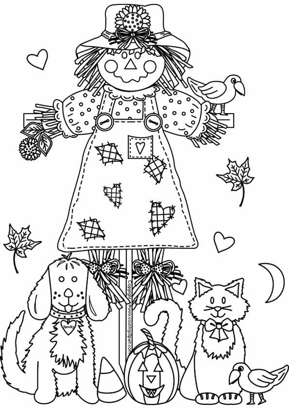 fall themed coloring pages free printable fall coloring pages for kids best pages coloring themed fall