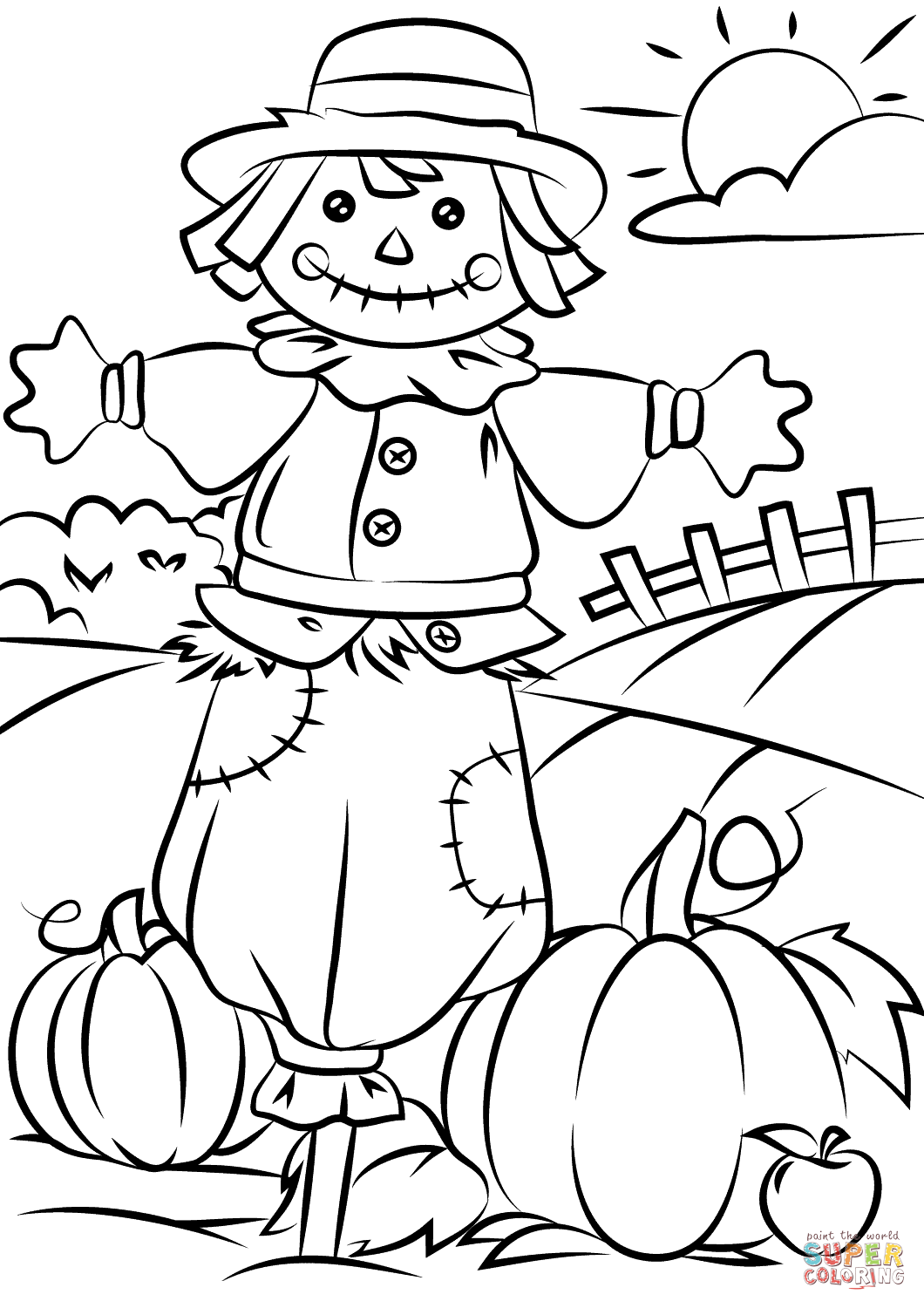 fall themed coloring pages pin on cut it pages themed fall coloring