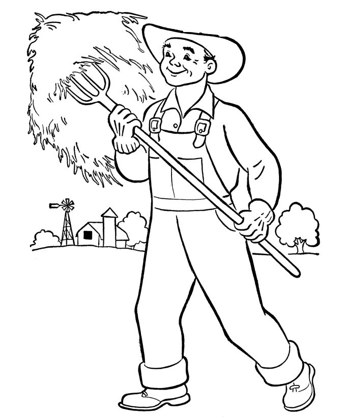 farmers coloring farmer coloring pages coloring home coloring farmers