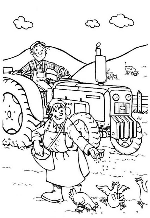 farmers coloring farmer coloring pages to download and print for free coloring farmers