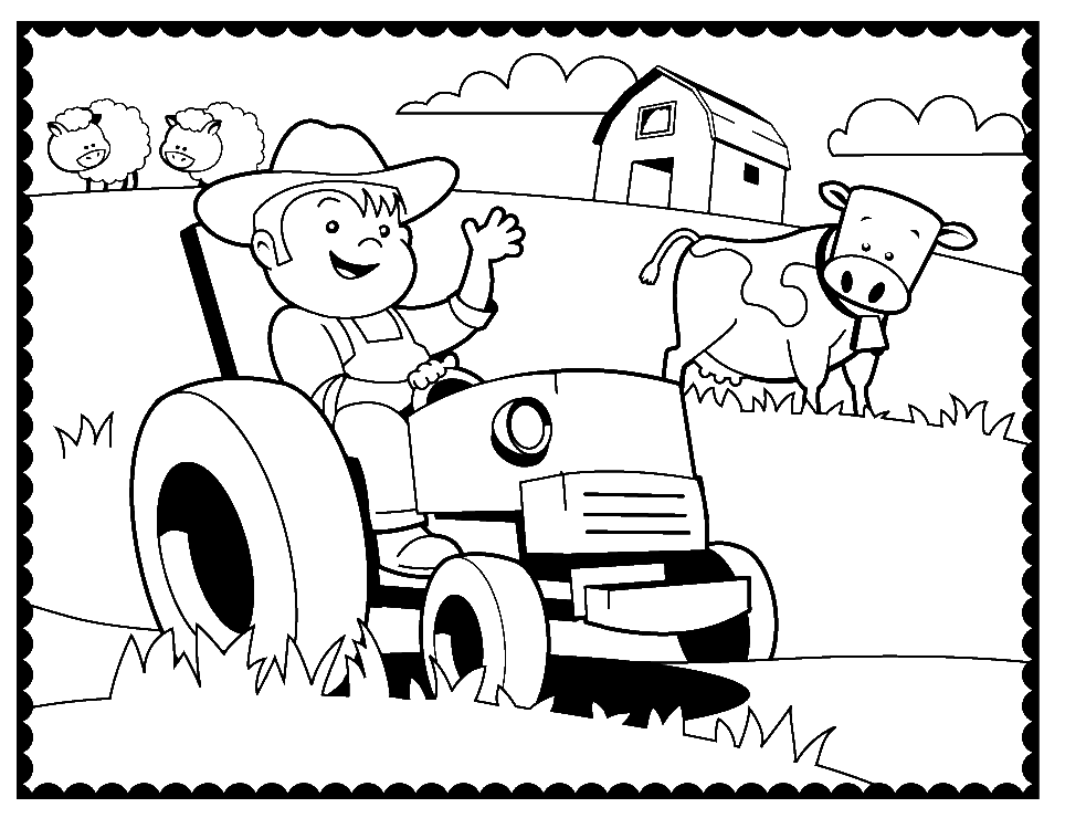 farmers coloring farmer39s harvest coloring page woo jr kids activities farmers coloring