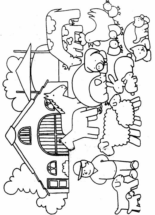 farmers coloring on the farm coloring pages coloring home farmers coloring