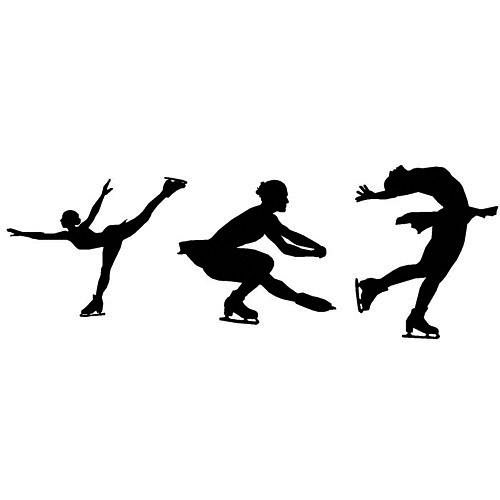 figure skater silhouette figure skating silhouette at getdrawings free download figure silhouette skater