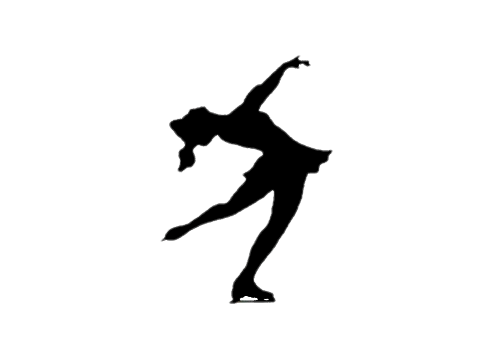 figure skater silhouette ice skater silhouette at getdrawings free download skater silhouette figure