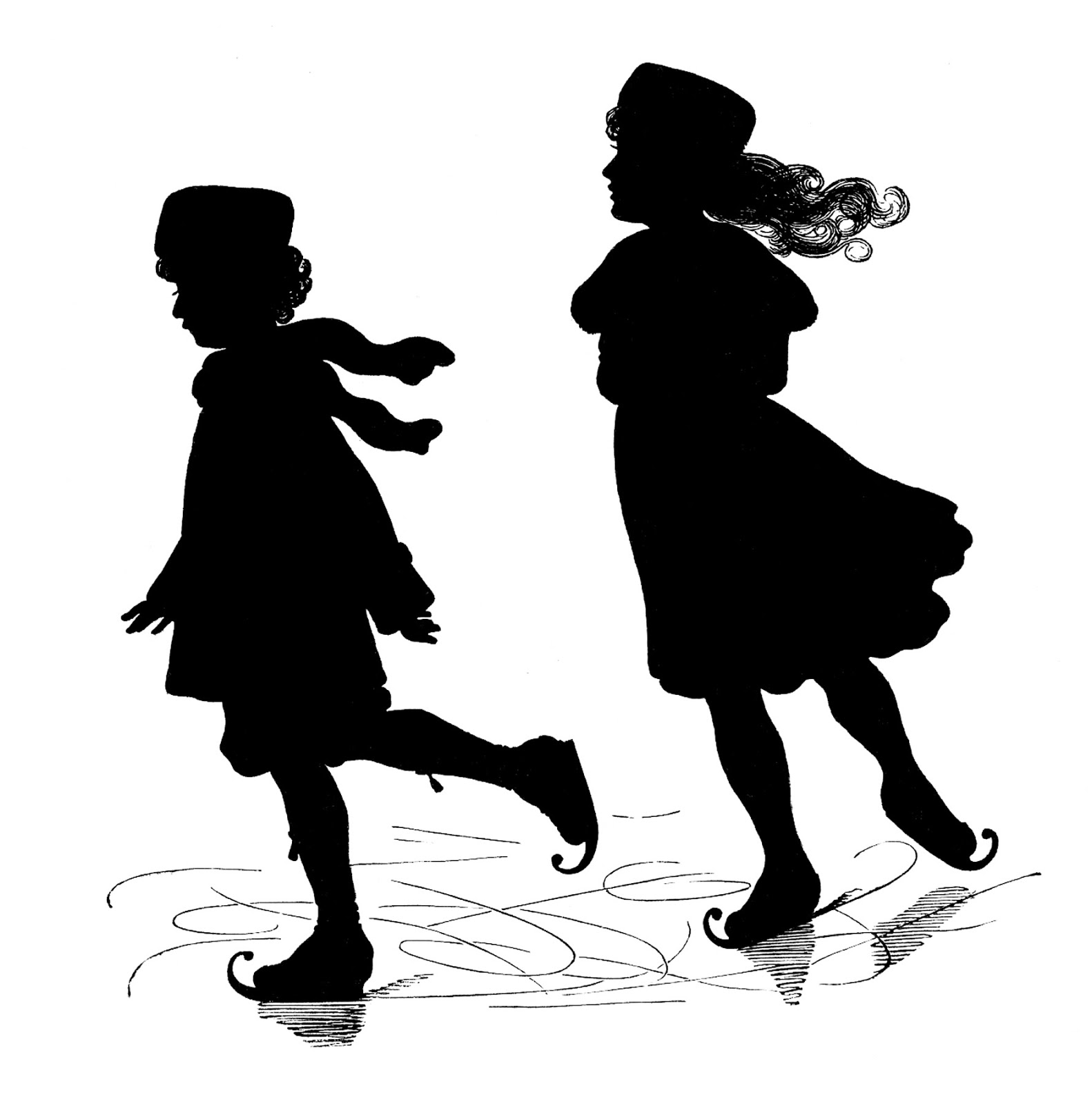 figure skater silhouette silhouette images skating graphicsfairy1 the graphics fairy silhouette figure skater