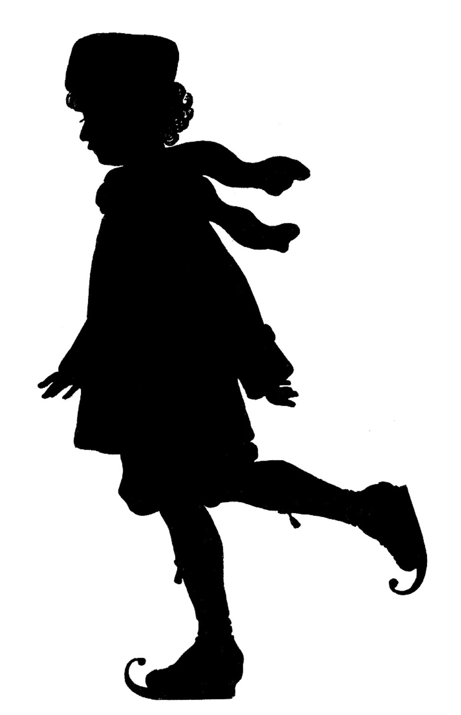 figure skater silhouette silhouettes boy and girl ice skating the graphics fairy skater silhouette figure