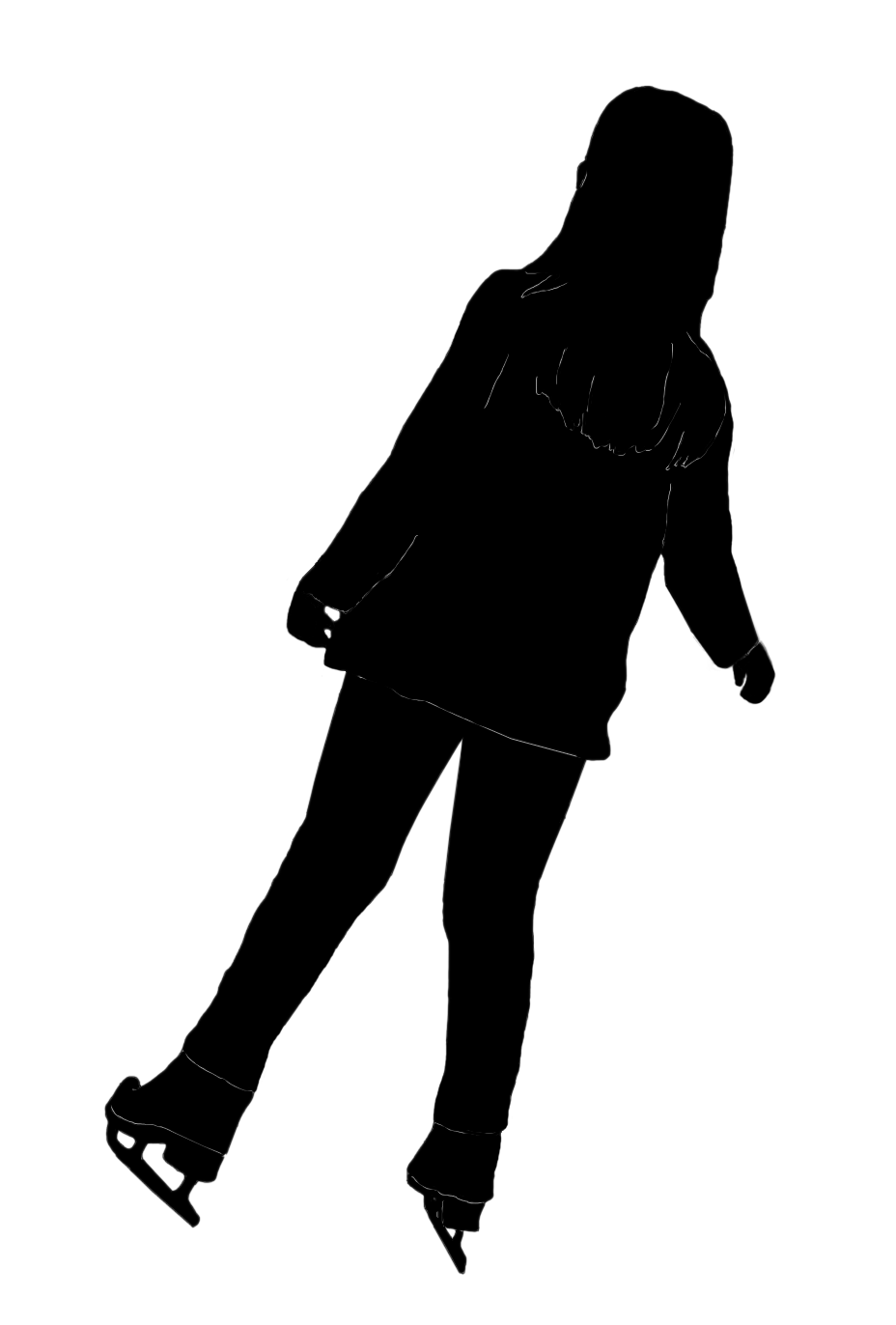 figure skater silhouette stock pictures silhouettes of people skating figure skater silhouette