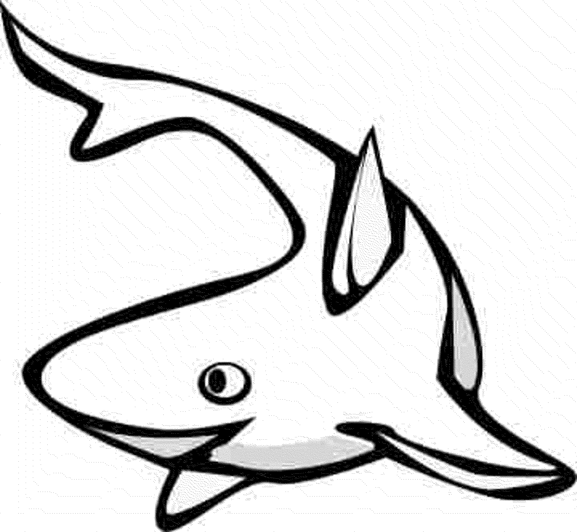 fish printable fish coloring pages for preschool preschool and kindergarten printable fish