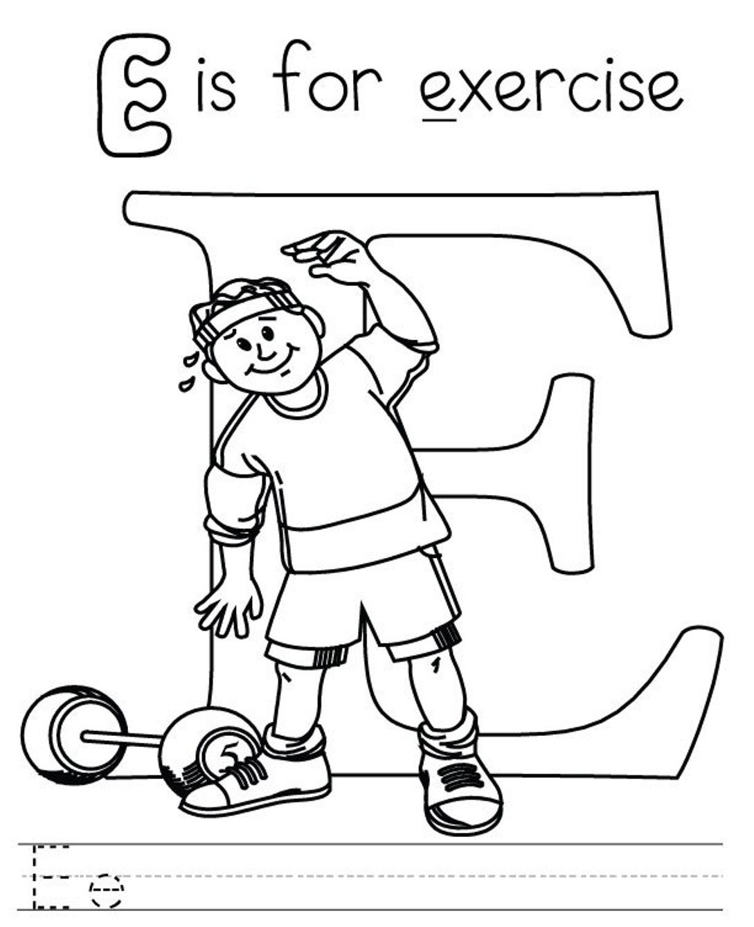 fitness coloring pages for kids 10 printable pictures of fitness page print color craft for fitness kids pages coloring