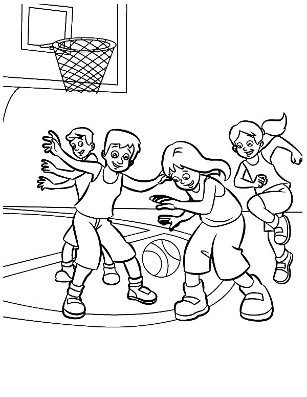 fitness coloring pages for kids aerobics fitness coloring pages fitness kids coloring pages for