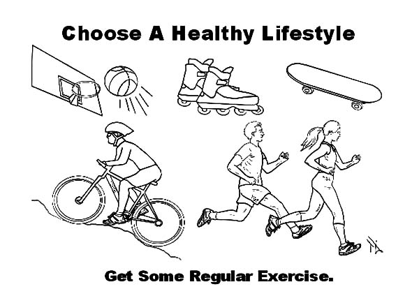 fitness coloring pages for kids get some regular exercise coloring pages kids play color pages for coloring kids fitness