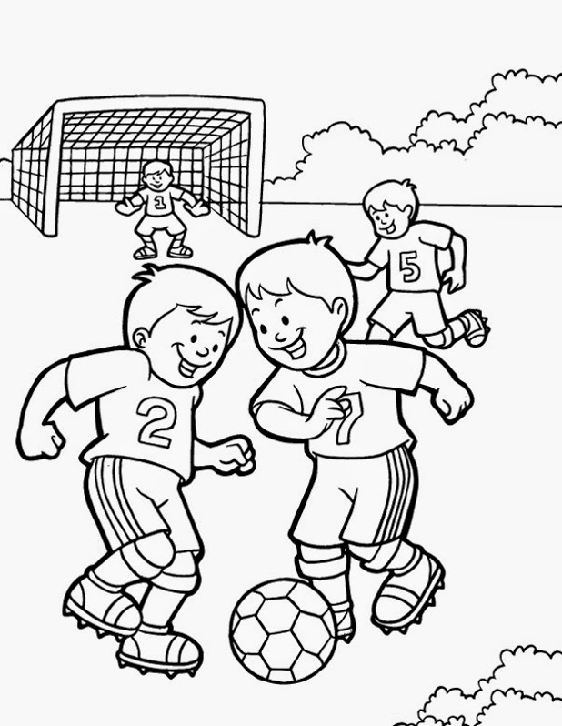 fitness coloring pages for kids skipping fitness coloring page kids coloring pages fitness for