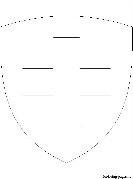 flag of switzerland coloring page flag of switzerland pantone coloring page free of flag page coloring switzerland