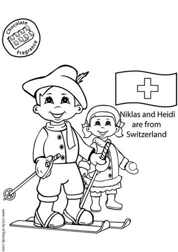 flag of switzerland coloring page switzerland coloring pages at getdrawings free download page flag coloring switzerland of
