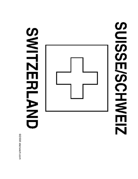 flag of switzerland coloring page world flags coloring pages page of switzerland flag coloring