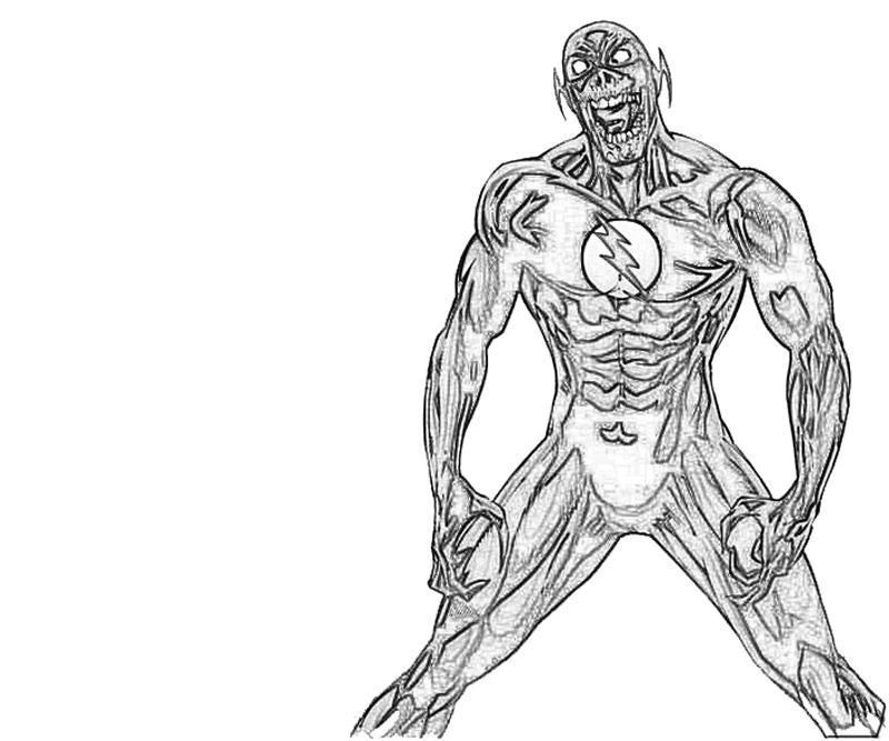 flash coloring pages jesse quick the flash tutorial draw it too flash coloring pages