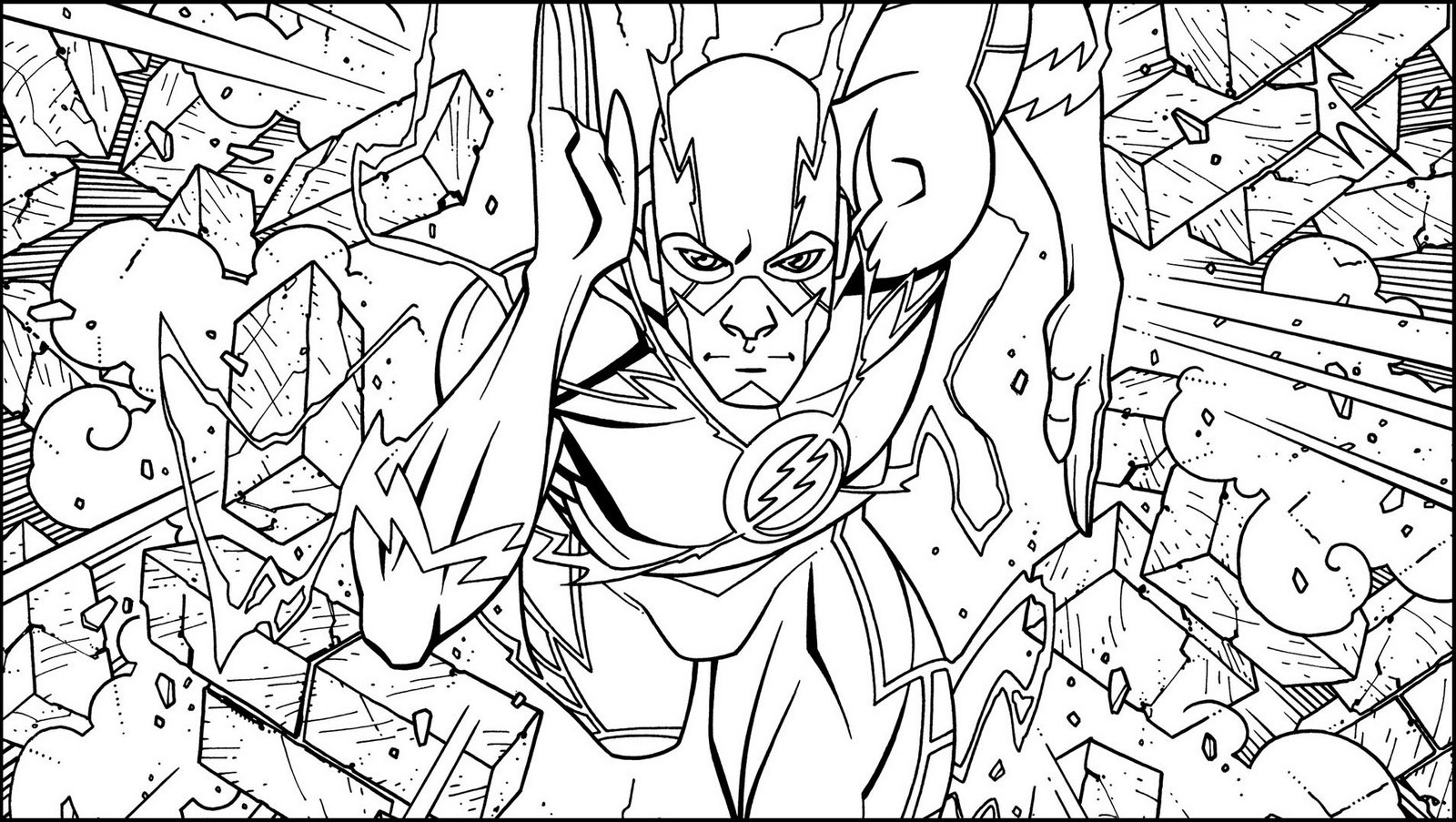 flash coloring pages savitar the flash cw series coloring pages coloring pages coloring pages flash