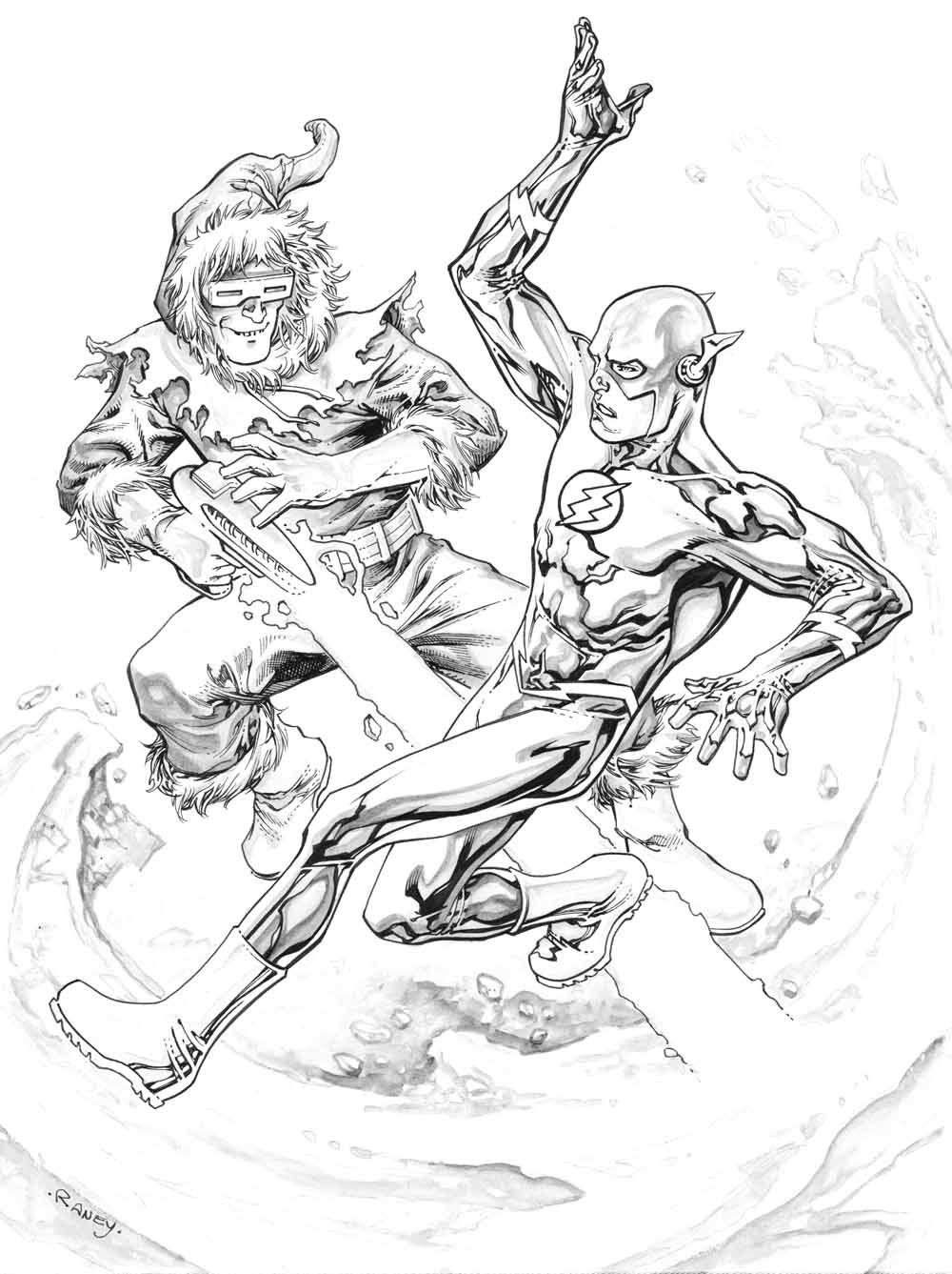 flash coloring pages the flash coloring pages cw colorpaintsco flash pages coloring