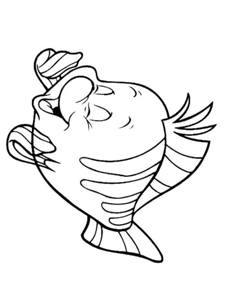 flounder coloring pages flounder coloring pages free printable flounder coloring pages flounder coloring 1 1