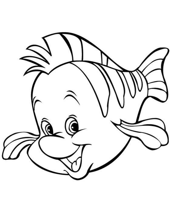 flounder coloring pages flounder fish coloring pages download and print flounder flounder coloring pages