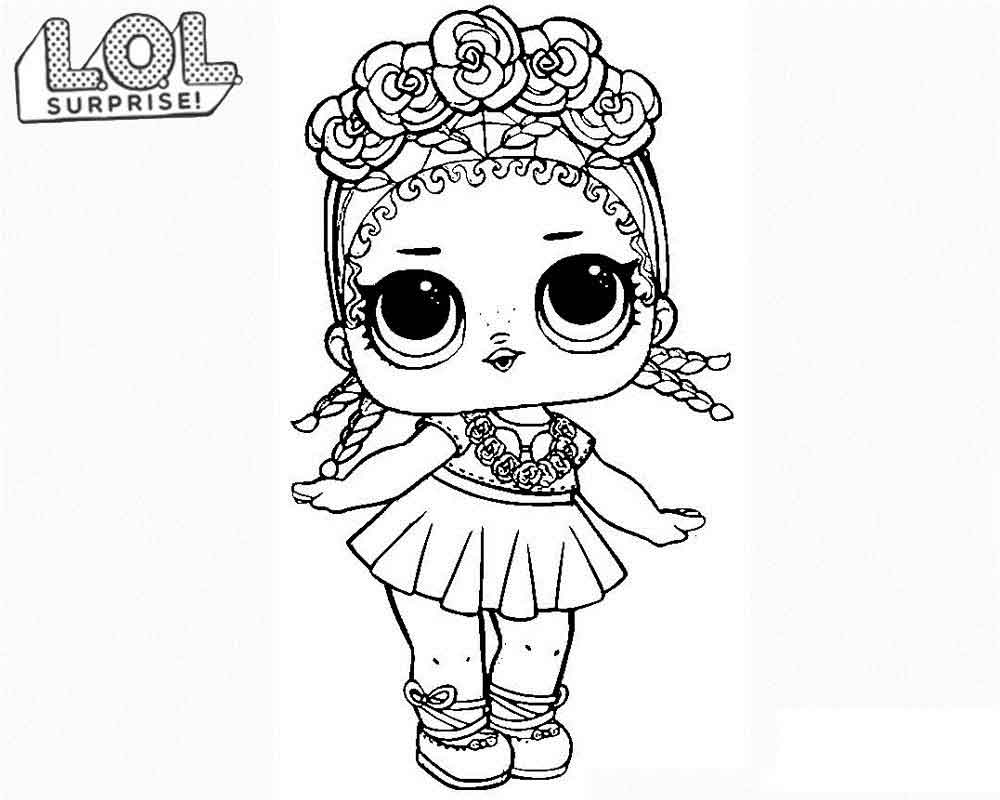 flower child lol coloring page 27 easy lol colouring pages flower child printable pdf coloring lol page child flower
