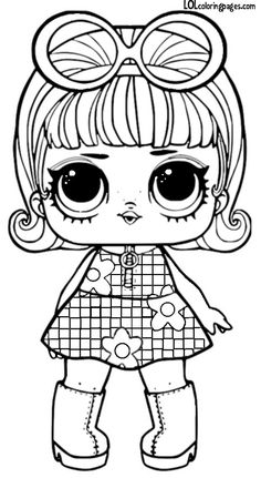flower child lol coloring page flower child series 3 lol surprise doll coloring page coloring child page flower lol