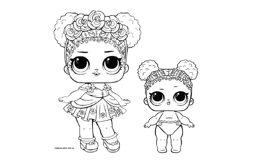 flower child lol coloring page pin on lol doll child coloring lol page flower