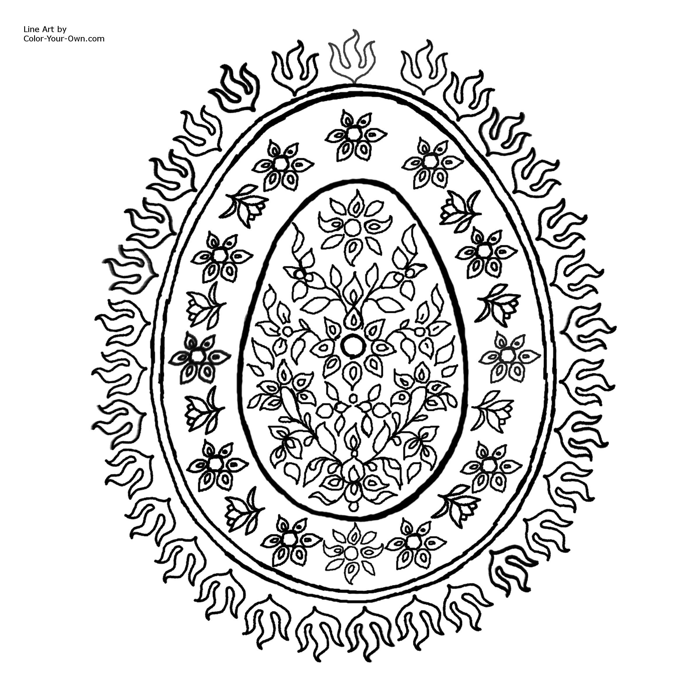 flower pattern to color coloring page world paisley flower pattern portrait to pattern flower color