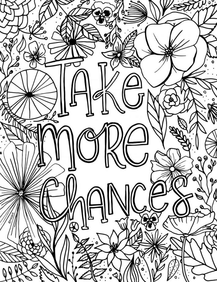 flowers you can print and color free encouragement flower coloring page printable fox you flowers color and print can