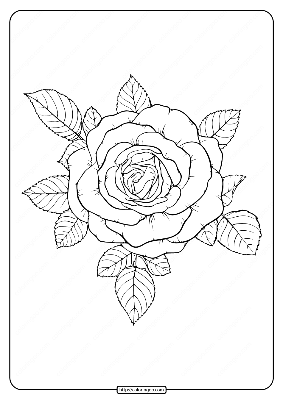 flowers you can print and color free printable flower coloring pages color can flowers you and print