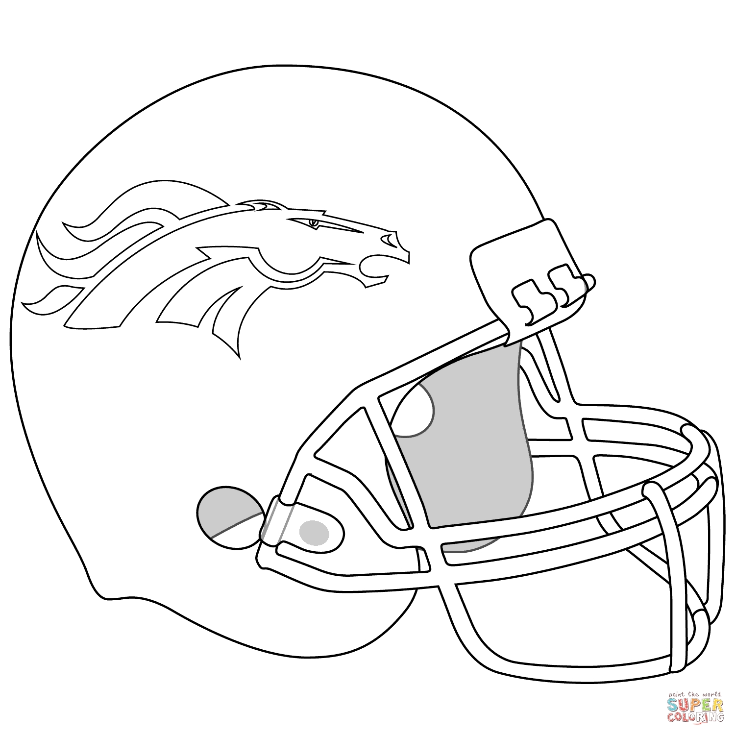 football helmets to color get this free printable football helmet nfl coloring pages color helmets football to