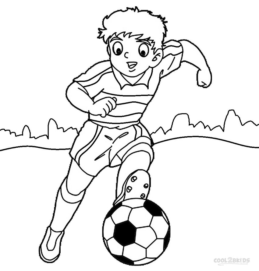 football images to colour football player coloring pages printable printable images football colour to