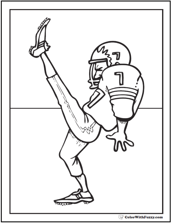 football images to colour kick the buddy 2 free coloring pages to colour images football