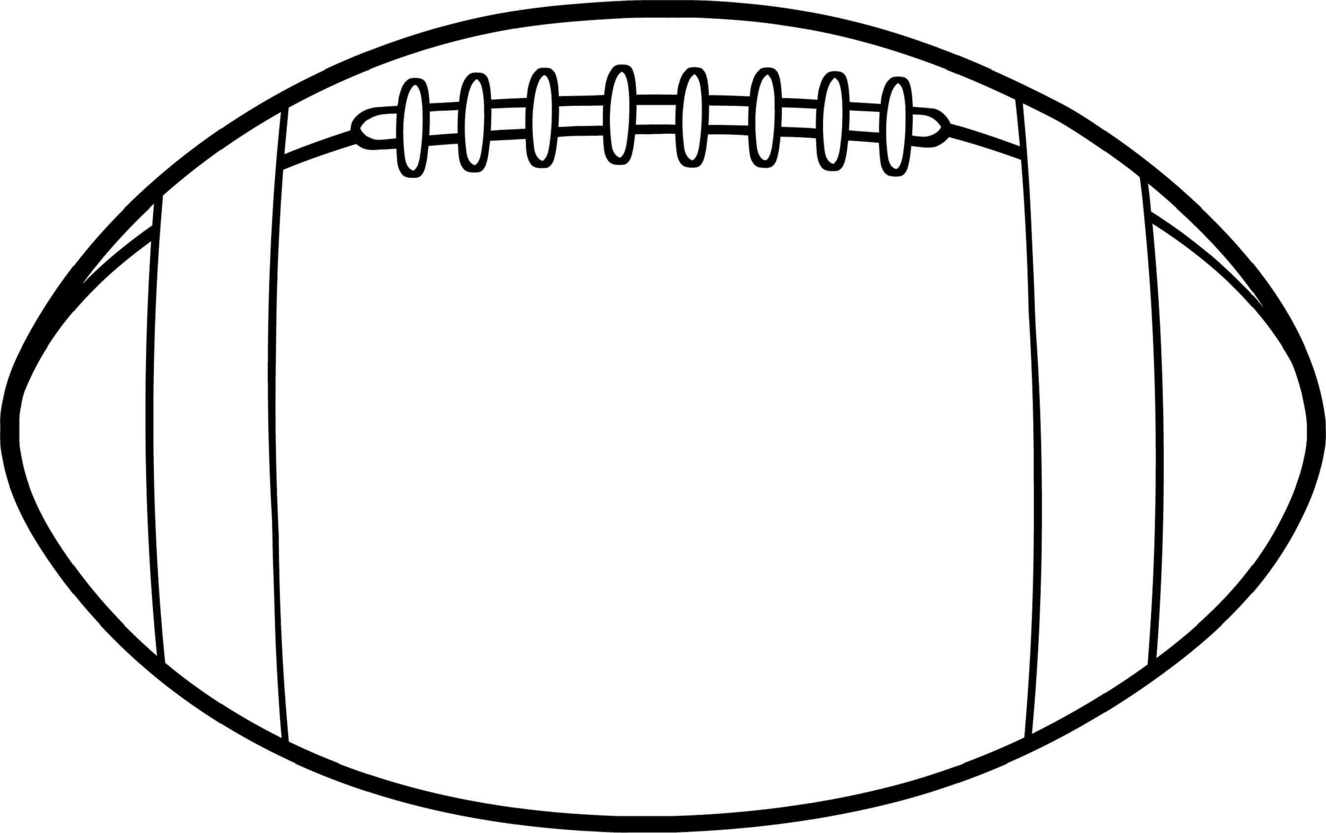 football images to colour kids coloring page for football maniacs colour images football to